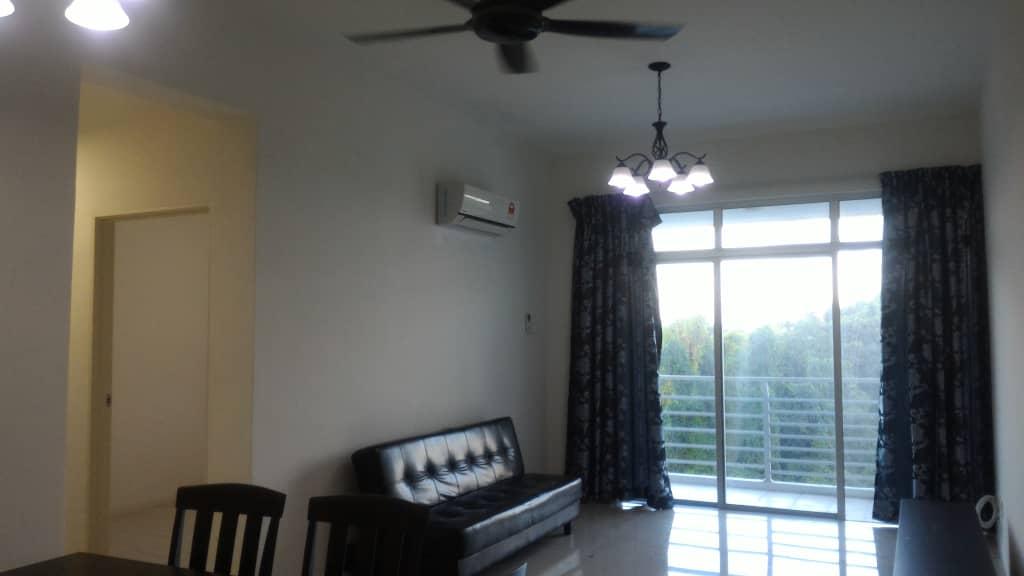 Living Room Sofa Fan