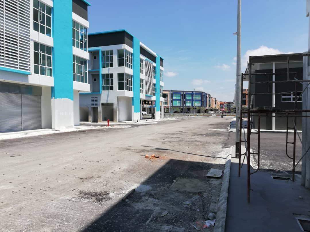 Northbank Plaza 5